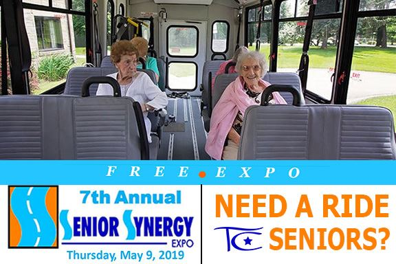 Senior Synergy Expo ShuttleSmall