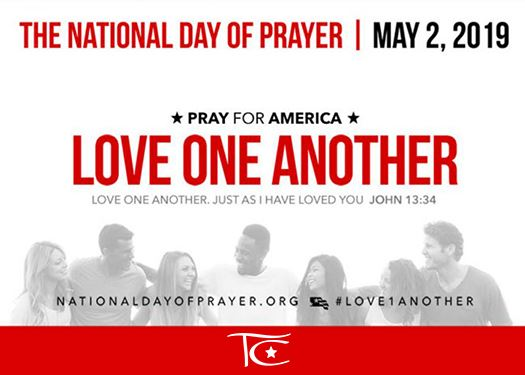 National Day of Prayer NEws Flash