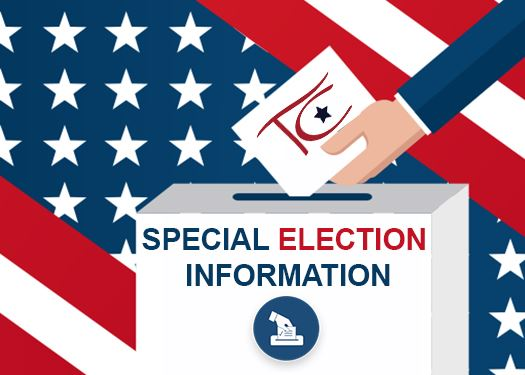 Special Election Information