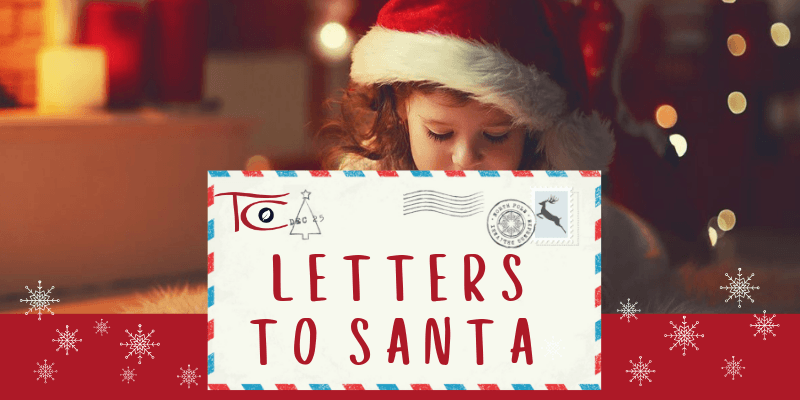 Letters to Santa 2019 Website Banner