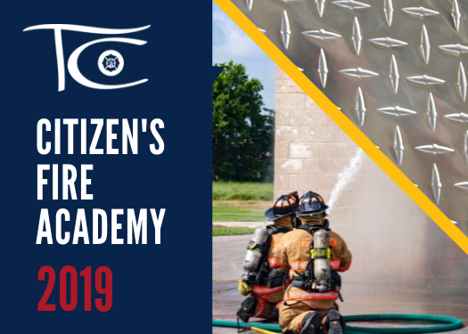 2019 Citizens Fire Academy News Flash
