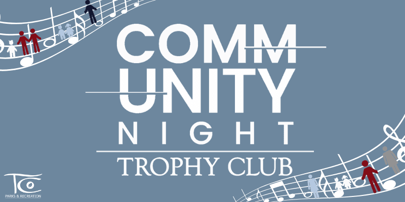 Community Night Website Banner