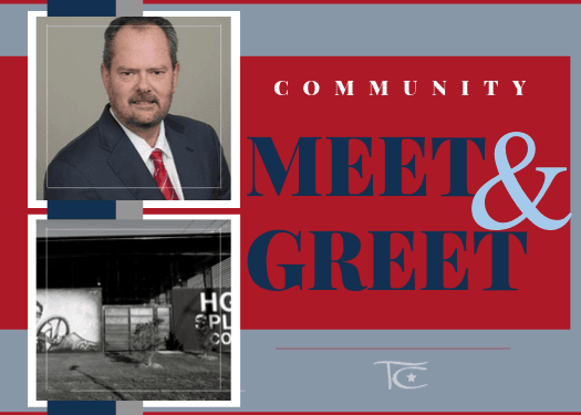Town Manager Meet and Greet News Flash
