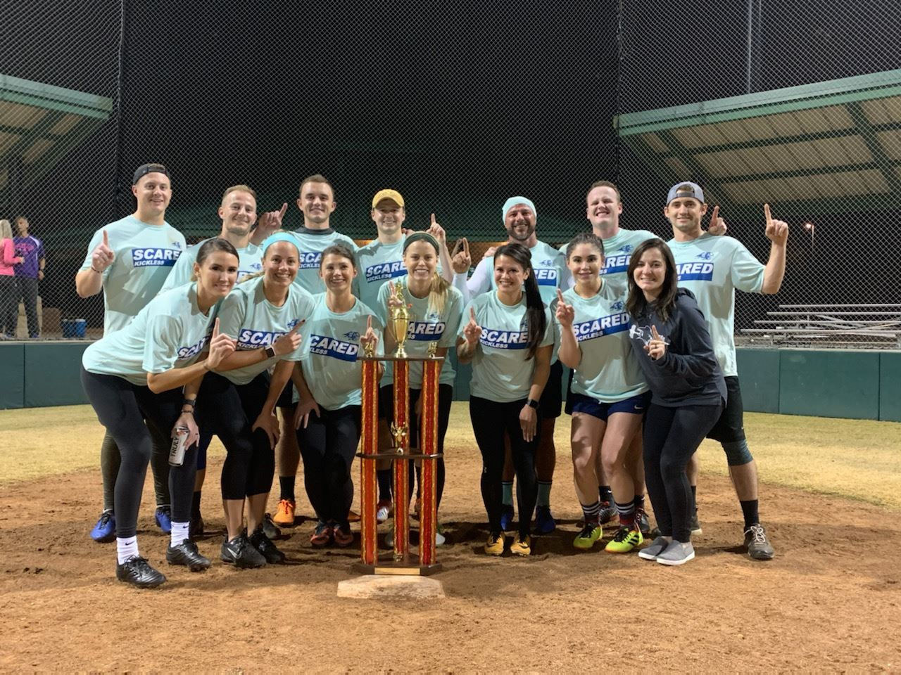 Fall 2019 Championship Team Picture
