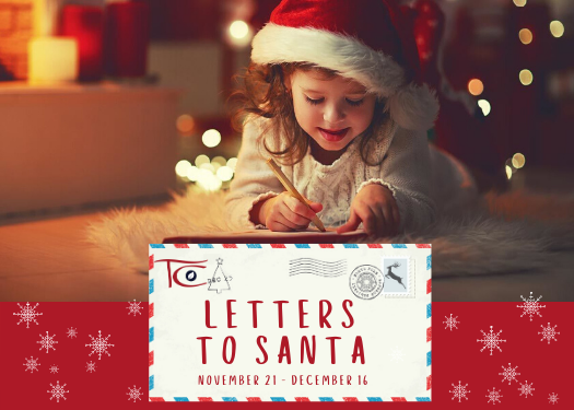 Letters to Santa News Flash _ SM
