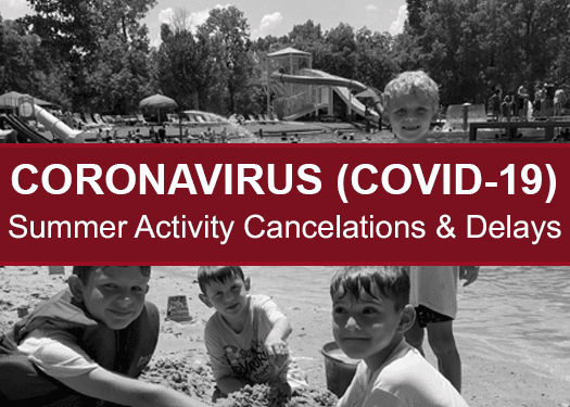 COVID-19- Summer Cancelations
