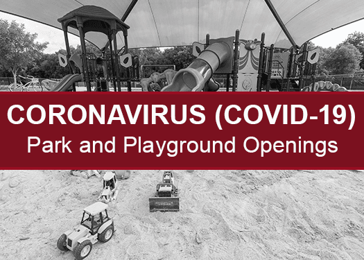 COVID-19- Park Playground Openings