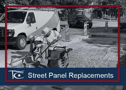 Street Panel Replacements