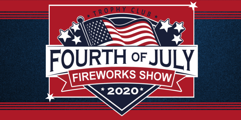 Fourth Of July Website Banner