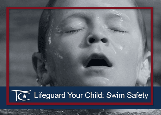 Swim Safety Reminder