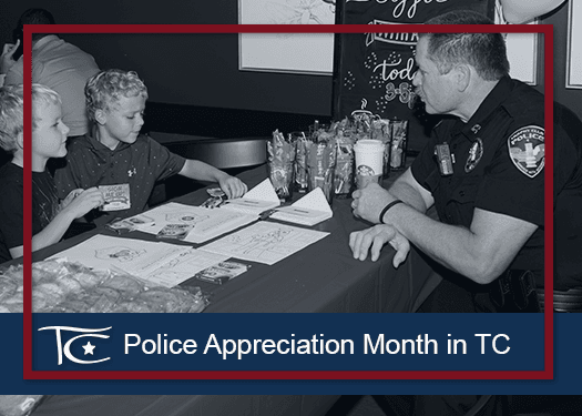 Police Appreciatoin MonthF