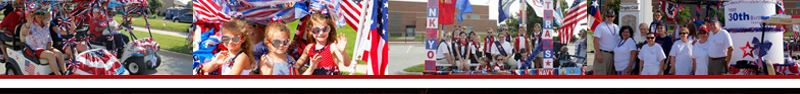 Patriot Parade Banner Images