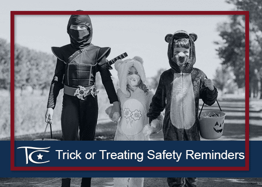 Trick Or Treating Safety Reminders