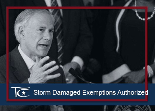 Storm Damage Exemptions