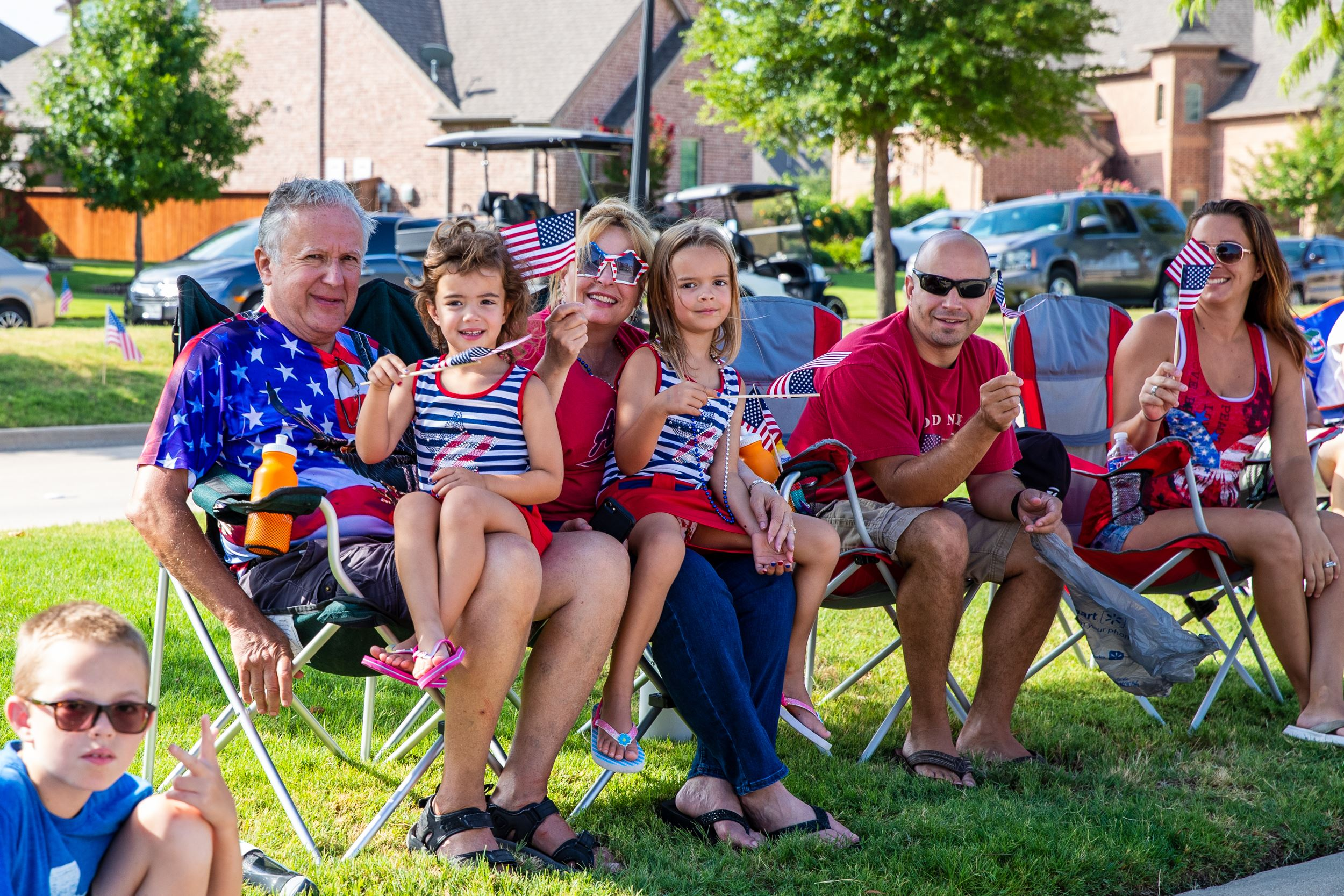 4th of July Family