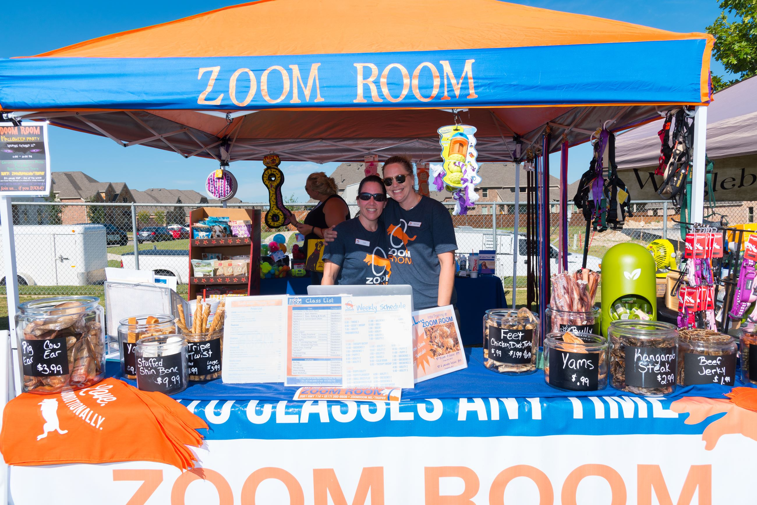 Zoom Room vendor