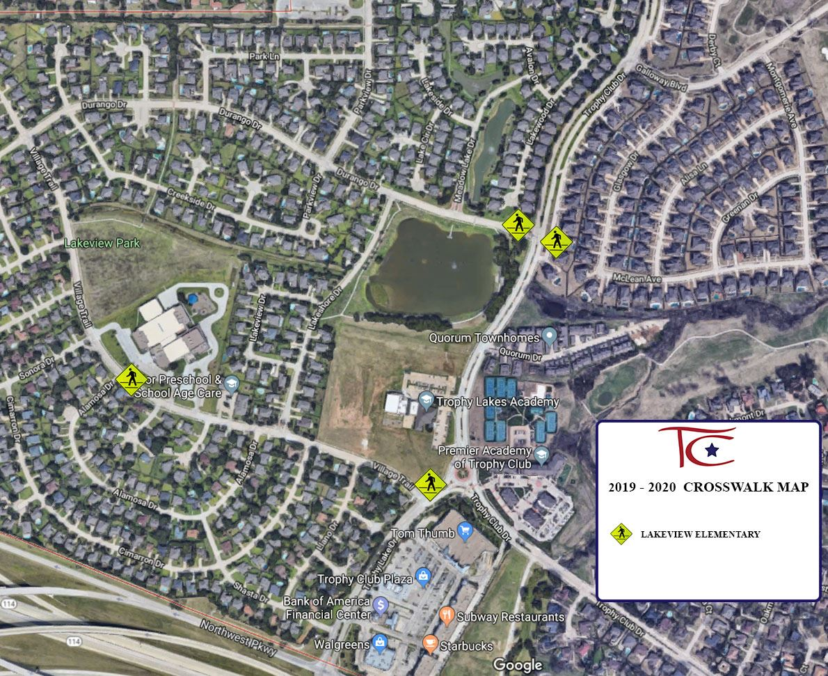 2019-2020 CW Map Lakeview