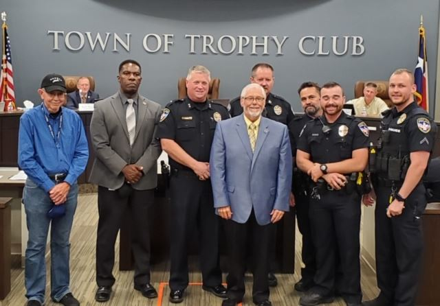 TCPD Recognition