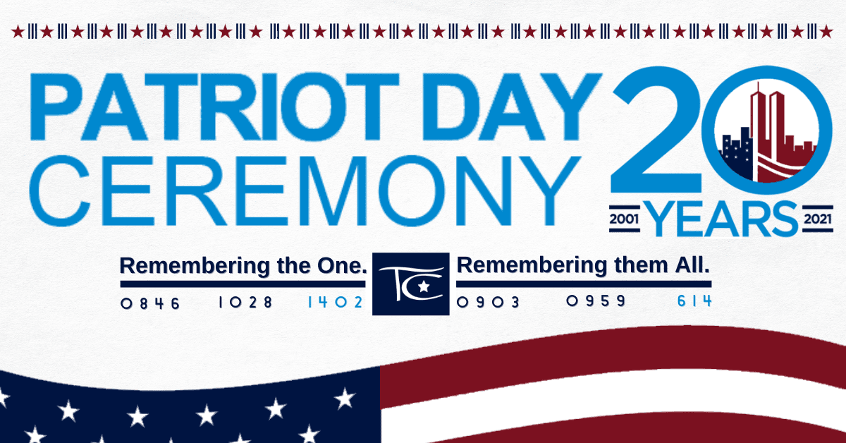 Patriot Day FB Event Page
