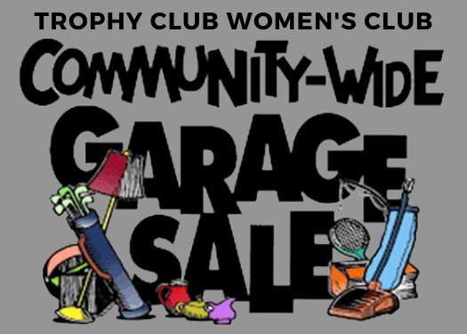 TCWC Garage Sale